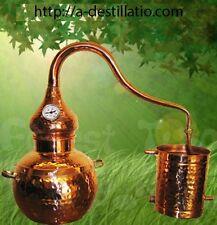 Alambic Destille Classico aus Kupfer Mit Thermometer
