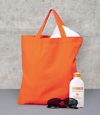 Bags By Jassz 'Cedar' Cotton Short Handle Shopper Bag Shopping Tote (3842SH)