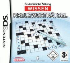 Süddeutsche Zeitung WISSEN - Kreuzworträtsel (Nintendo DS, 2009)