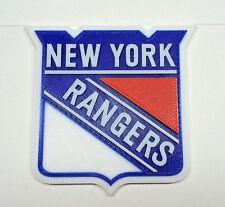 New York Rangers 3D Hockey Logo - Emblem, Ornament or Magnet !!