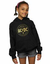 AC/DC Mädchen Rock N Roll Damnation Kapuzenpullover