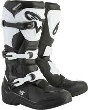 Alpinestars TECH 3 Boots Black/White