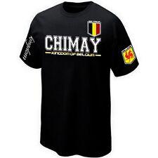 T-Shirt CHIMAY WALLONIE BELGIQUE BELGIUM ultras - Maillot