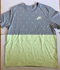 Nike Tee Athletic Cut Cotton  TSHIRT NWT Gray Size 2XL