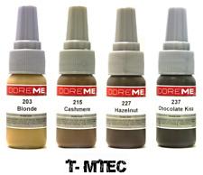 Doreme Liquid Pigment -  SPMU - Eyebrows - Brows - Semi Permanent Makeup