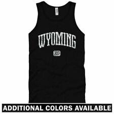 Wyoming 307 Tank Top - University Cowboys Cowgirls Cheyenne  Men / Women XS-2XL
