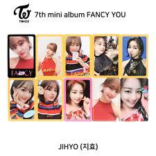 TWICE - 7th mini album FANCY YOU Official Photocard - JIHYO