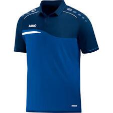 Jako Polo Competition 2.0 Herren royal/marine Shirt Poloshirt Polohemd Sport NEU