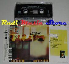 MC LA CRUS Dentro me 1997 GERMANY WARNER 0630-17575-4 no cd lp dvd vhs