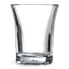 Pack of 15 Reusable Plastic Shot Glasses Dishwasher Safe Glow in the Dark! 25ML