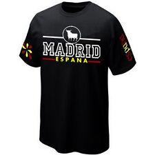 T-Shirt MADRID ESPANA - ESPAGNE - SPAIN - Maillot ★★★★★★