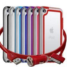 Housse Etui Coque Bumper  pour Apple iPod Touch 4G + chargeur auto