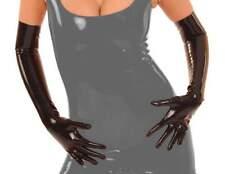 Anita Berg - Lange enge Latex Handschuhe in diversen Farben