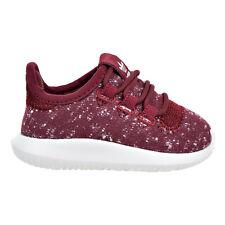 Adidas Tubular Shadow Infant's Shoes Burgundy/White bz0346