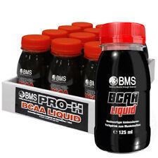 BMS (1,66€/ml) BCAA LIQUID - die 3 wichtigsten Aminosäuren in flüssiger Form