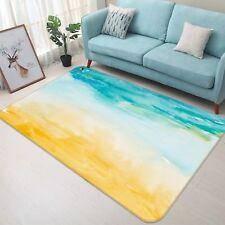 3D Blue Spray 022 Non Slip Rug Mat Quality Elegant Photo Carpet US Cobb