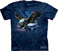 The Mountain Men's Declaration Eagle Flag T-Shirt