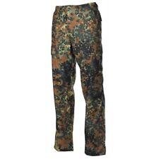 German Army BW Flectarn Camo Pattern BDU Field Pants Outdoor Trousers - New