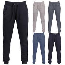 Ladies Womens Cotton Jog Pants Skinny Sweatpant Casual Joggers Bottoms Plus Size