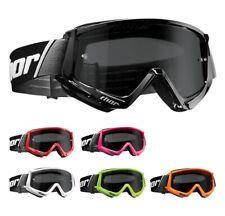 Thor Crossbrille Combat Sand Motocross Brille Endurobrille MX-Brille getönt