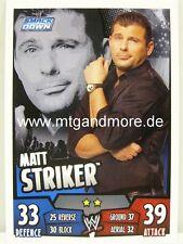 Slam Attax Rumble-Matt Striker-SmackDown