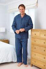 Mens Champion Kingston Brushed Cotton Pyjama Set Sizes S up to 3XL blue ,Burgund