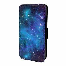 iPod Flip Case Cover 5th 6th Gen Space Galaxy Stars - S4392