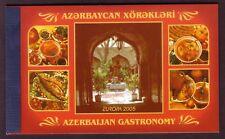 Aserbaidschan 610/11  o  MH Europa 2005  (365)