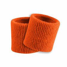 "TCK Sports 3.5"" Wristbands (1-pair), Terry Soft Knit, Basketball, Football"