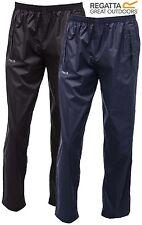Regatta 100% Waterproof Wind-proof Over Trousers Rain Fishing Hiking Hunting New