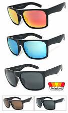 Retro Large Square Aviator Sunglasses Mens Womens Polarized Lens UV400