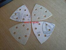 Delta Sander Sheets - 96mm Triangle H&L - Paint / Varnish / Filler & Wood