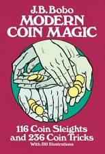 MODERN COIN MAGIC., Bobo, J. B. (edit John Braun)., Used; Very Good Book