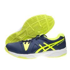 Asics - Gel-Gamepoint - Scarpe Tennis Uomo - Blue/Yellow/Silver - E409L 4907