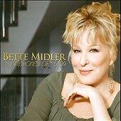 BETTE MIDLER - MEMORIES OF YOU NEW CD