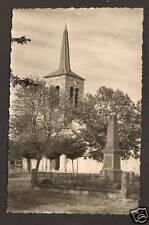 BORT L'ETANG (63) MONUMENT aux MORTS & EGLISE en 1955