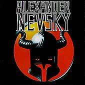 Prokofiev: Alexander Nevsky Film Score by Yevgenia Gorokhovskaya (Cassette) NEW