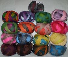 11,90€ / 100 gr Zauberball 100 von  Schoppel  - 100% Wolle(Merino) Farbverlauf