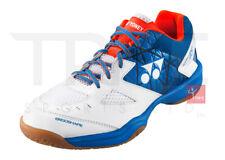 Yonex SHB48 Power Cushion 48 Mens Badminton Shoes - White/Blue