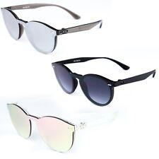 Occhiali da sole EXIT exstr129 sunglasses ovale specchiati