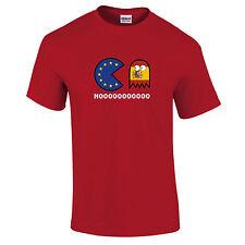 Europäische Union verlassen EU Exit Spanien keine Kampagne Pac Referendum Lustig T-Shirt