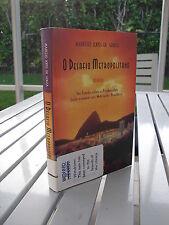 O DESAFIO METROPOLITANO BY MARCLO LOPES DE SOUZA 1999