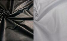 Tessuto finta pelle ecopelle elastica per abbigliamento H.138 vendita al metro