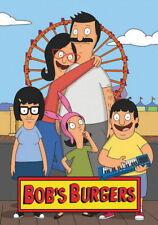 159518 Bob Burgers Hamburger Shop Family Comedy TV Show Wall Print Poster CA