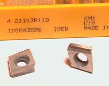 4.21103R119 KM1 KENNAMETAL INSERT
