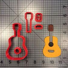 Acoustic Guitar 266-209 Cookie Cutter Set