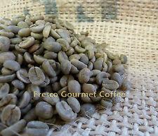 Green Coffee Beans Mexican Costa Rican Papua New Guinea Fairtrade Organic Beans