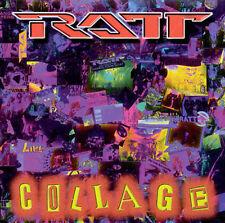 New: Ratt: Collage  Audio Cassette