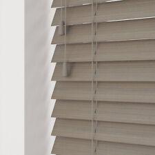 Sunwood Fauxwood Venetian Blinds - Stratus - Made to Measure - 35/50mm Slats