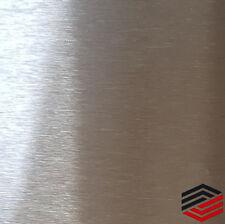2mm Edelstahlblech V2A  VA 1.4301 K240 geschliffen bis 1000x1000 mm 115,25€//m²